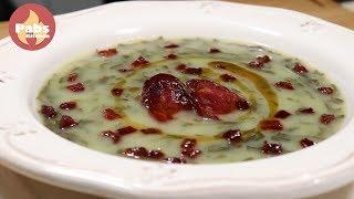 Caldo Verde/Green Soup Portuguese Style