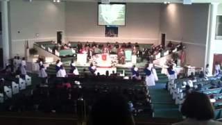 FSMBC VisualPraiseMinistry Beautiful Feet- Donald Lawrence