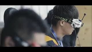 Racing drone competition