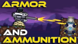 New Commander Weapons! (Tanya's Mod) - Forts RTS [139]