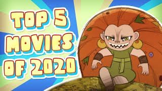 The Top 5 BEST Animated Movies of 2020