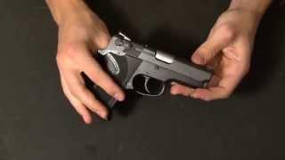 Pistole Smith & Wesson Mod.  3914 - Review [Deutsch]