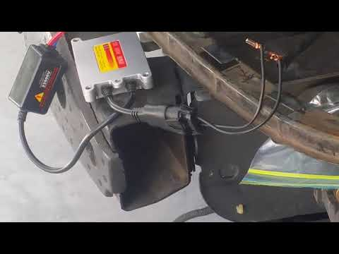 How To Bypass The Ballast On A Acura Tl Passenger Side - 2002 acura tl hid ballast