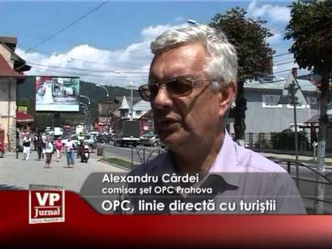 OPC, linie directă cu turiştii