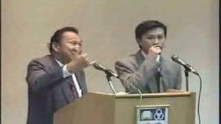 Stephen Tong 唐崇榮 -- 給我答案 (一) Q&A (1)