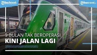 Kereta Bandara Adi Sumarmo Kembali Beroperasi setelah Sembilan Bulan Berhenti, Cek Harga Tiketnya