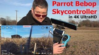 Parrot Bebop Drone mit Skycontroller ULTIMATE Demonstration in 4K UltraHD