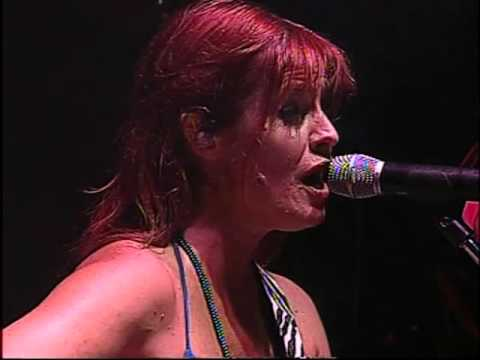 Fabiana Cantilo video Zona de promesas - ND Ateneo 2007