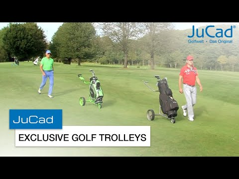 JuCad – Exclusive golf trolleys