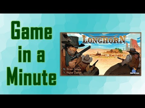 Game in a Minute: Longhorn