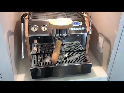 La Marzocco GS3 Shot Time Starts When Espresso Hits The Cup, Test After Time-Up