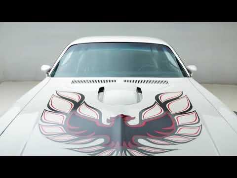 Video of '76 Firebird Trans Am - QF2I