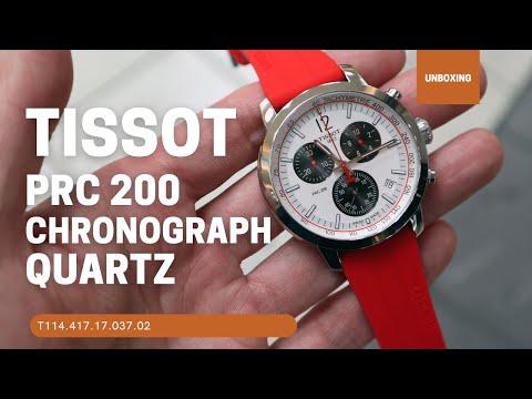 Tissot PRC 200 Chronograph T1144171703702