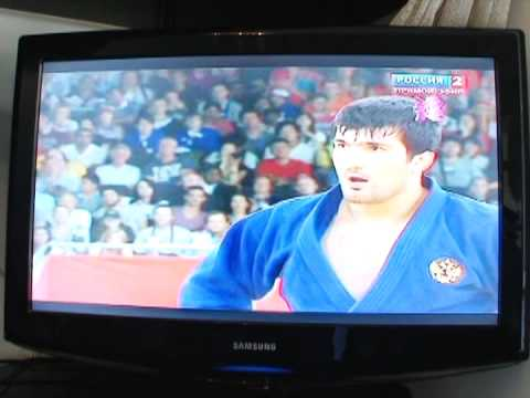 Самарский дзюдоист Тагир Хайбулаев стал олимпийским чемпионом (видео)