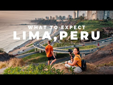 What Makes Lima, Peru a Truly One of a Kind City