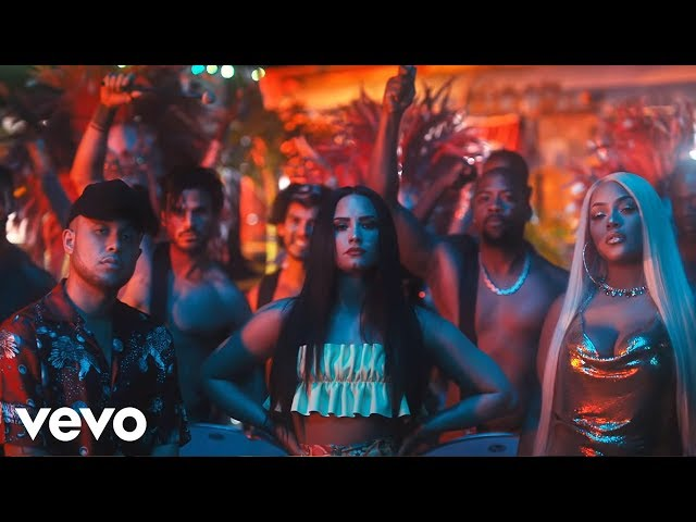 Instruction (feat. Demi Lovato, Stefflon Don) - JAX JONES