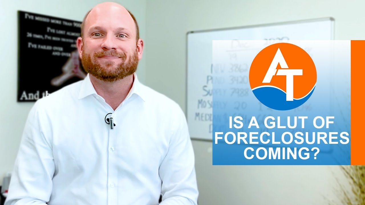 Are Foreclosures & Short Sales Coming?
