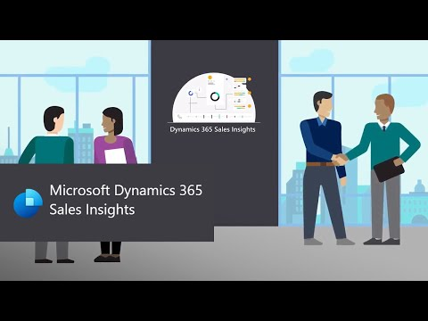 AI For Sales and Marketing with Microsoft Dynamics 365.