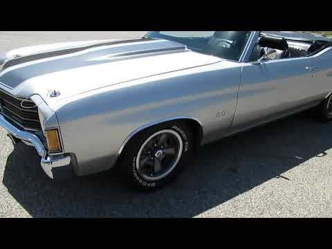 Video of '72 Chevelle SS - PWXM