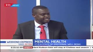 Mental Health: Mental illness affects 5% of Africans