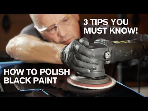 3 TIPS FOR POLISHING BLACK SWIRLED PAINT YOU MUST KNOW! FORD GT
