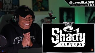 TRASH or PASS! Shady 2.0 Cypher (Eminem, YelaWolf, Slaughter House) [REACTION!!]