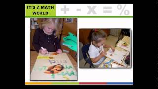 Using Math Journals - Its A Math World