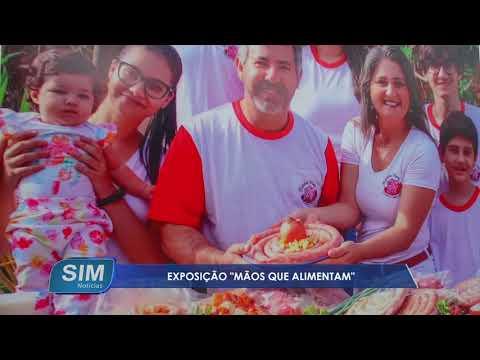 """Exposição """"Mãos que Alimentam"""" em Linhares"""