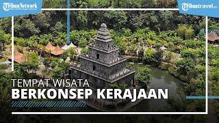 Lembah Tumpang Destinasi Wisata dengan Konsep Kerajaan Majapahit dan Singosari