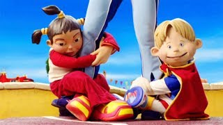 LazyTown | Defeeted | FULL EPISODE!