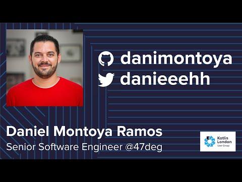 Daniel Montoya Ramos - Android Jetpack Compose