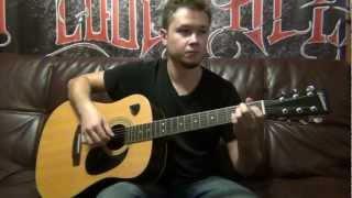 Ulver - Magic Hollow(Beau Brummels) guitar cover HD