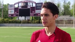 Bulldog Soccer's Mark Solis
