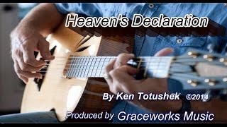 Heaven's Declaration (Based on Psalm 19:1-4)