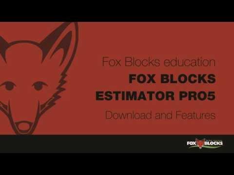 Fox Blocks Estimator PRO5 Download