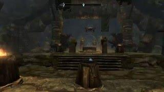 [Skyrim] Драконий жрец, на грани