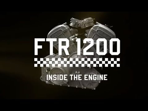 2019 Indian FTR™ 1200 in Broken Arrow, Oklahoma - Video 3