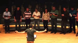 The Thirteen performs William Byrd