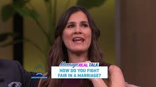 Marriage Real Talk: Fighting Fair || STEVE HARVEY