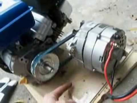 I Have Motor Out Of A Single Stage Snowblower What Should