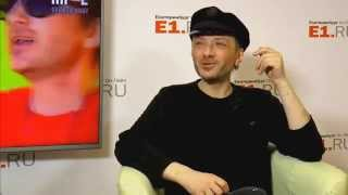 The MATRIXX - Интервью Глеба Самойлова в студии E1.RU (Екатеринбург, 10.10.2015)