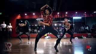 Lauren Goldie & Taylor Banks & Brandi Jewel Miller |Bite My Tongue - Chris Brown