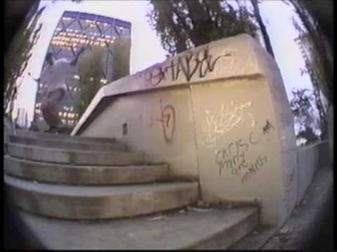 Brad Staba & Brian Anderson - Transworld Skateboarding - The Sixth Sense