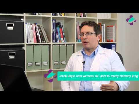 Piersiowym osteochondrosis na zdjęciach