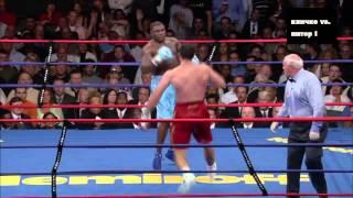 Владимир Кличко vs. Сэм Питер I  (лучшие моменты)