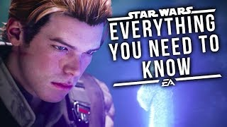 Star Wars Jedi: Fallen Order   Everything You Need To Know