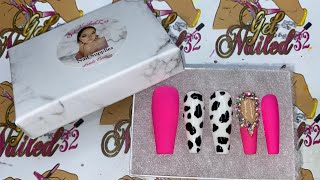How To Make Press On Nails To Sell | Press On Nails | DIY Press On Nails