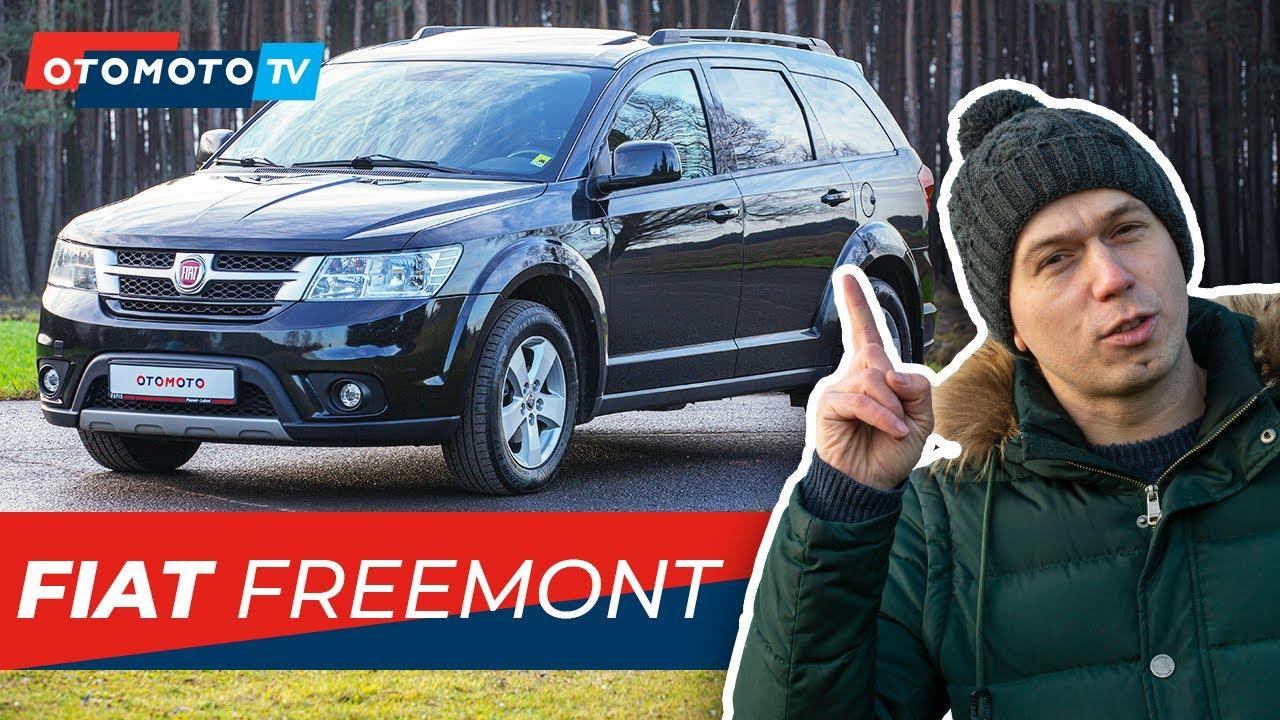 Fiat Freemont (2011) 2.0 MultiJet - Prawie Ameryka! Duży tani SUV