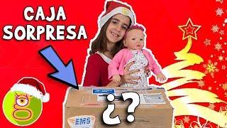 Recibimos una CAJA SORPRESA para la Bebé Reborn Sofía del canal Mundo Ángeles Reborn y Juguetes