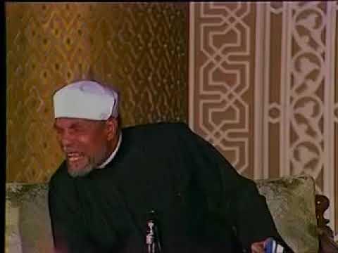 حوار سيدنا سليمان مع الهدهد ووزرائه عن عرش بلقيس للشيخ الشعراوي روعة فى الأداء